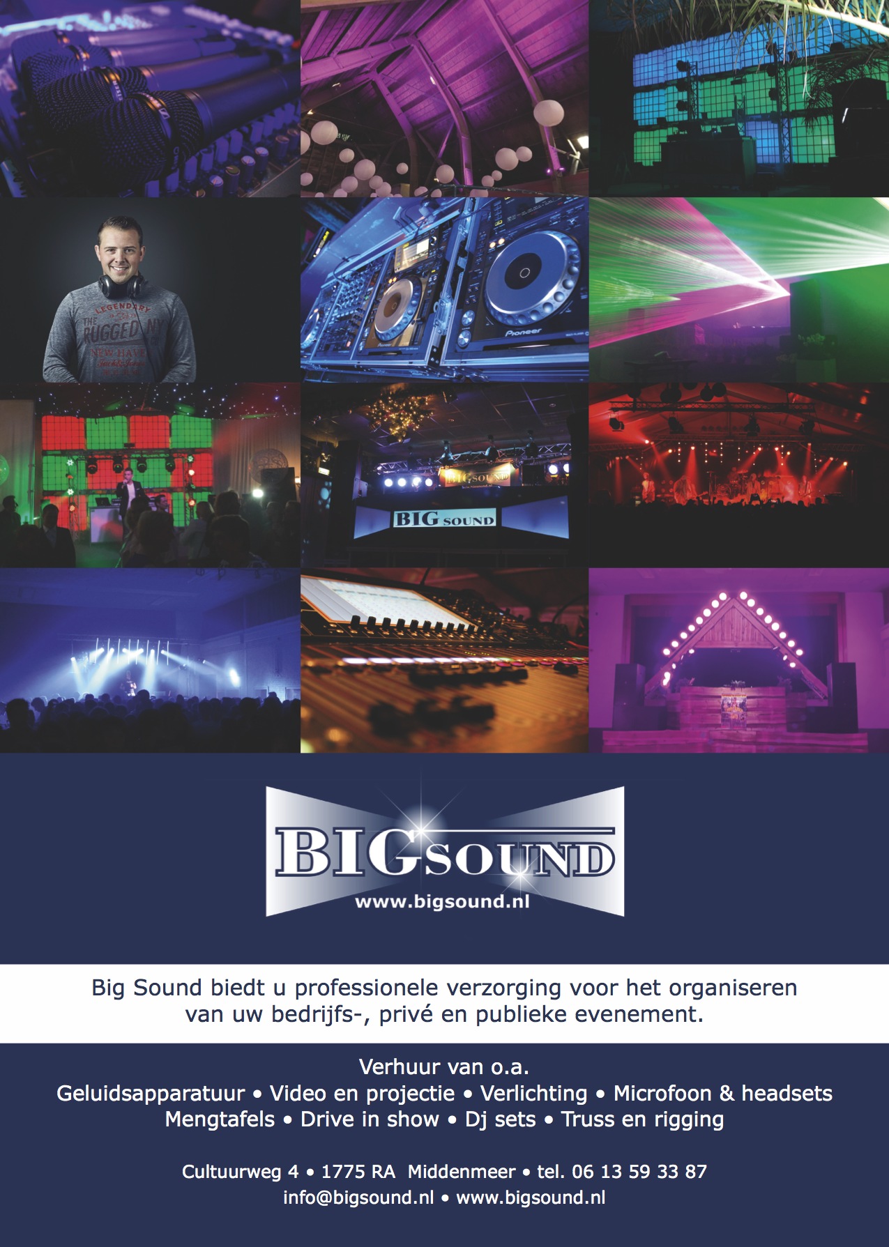 Big sound promo