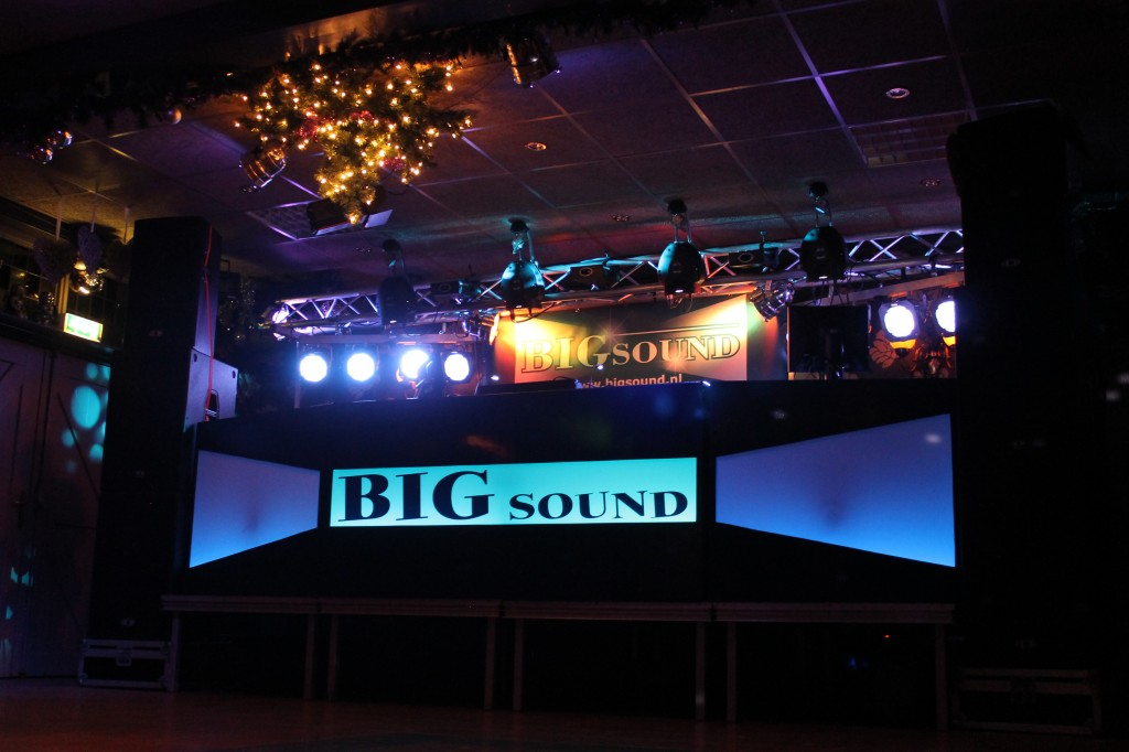 Big sound drive in show XXL